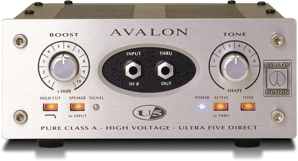 Avalon U5 DI Review