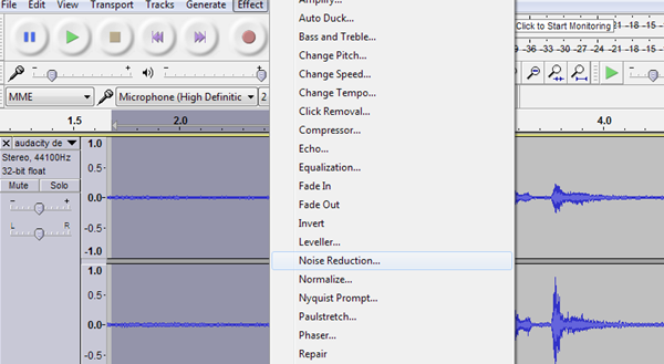 software to remove background noise 2