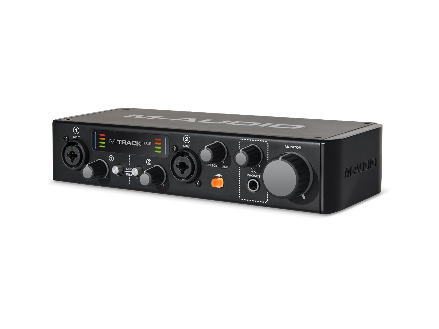 M-Audio M-track MKII review