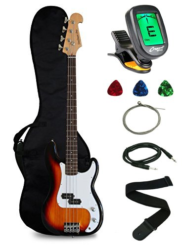 ultimate guide to the best electric bass guitar for beginners music gear zone. Black Bedroom Furniture Sets. Home Design Ideas