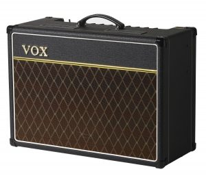 VOX AC15C1 guitar combo amp review