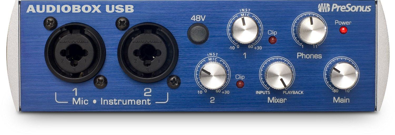 PreSonus AudioBox USB 2x2 review